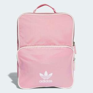 490a63a0ec41 Image is loading adidas-Originals-Classic-Backpack-Medium-Trefoil -Running-Workout-