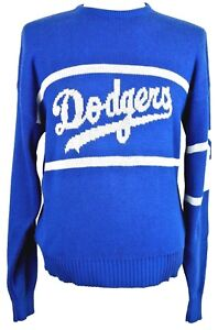 Los-Angeles-Dodgers-XL-Cliff-Engle-Sweater-MLB-Baseball-Vintage-80s-90s