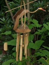 kranich,windspiel,bambus,kokos,73x48cm,vogel,klangspiel,vögel,bird,handarbeit