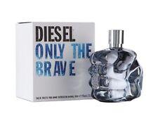 Diesel Only The Brave Men 4.2 oz 125 ml *Eau De Toilette* Spray Nib Sealed