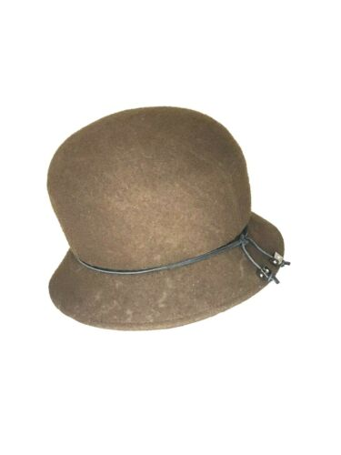 Antique Womens Bucket Lampshade Cloche Hat Possibl