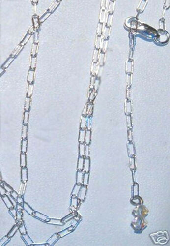 Austrian Crystal body belly chain High Quality .925 STERLING SILVER Chain