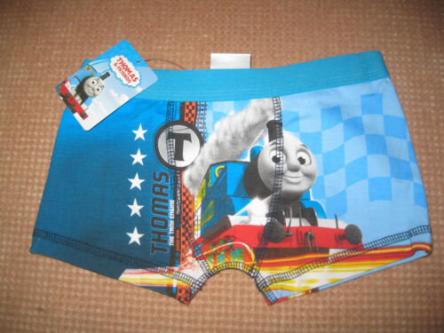 Boxers//shorts//trunks 3-4 4-5 Boy/'s Thomas the Tank engine 3 sizes 2-3