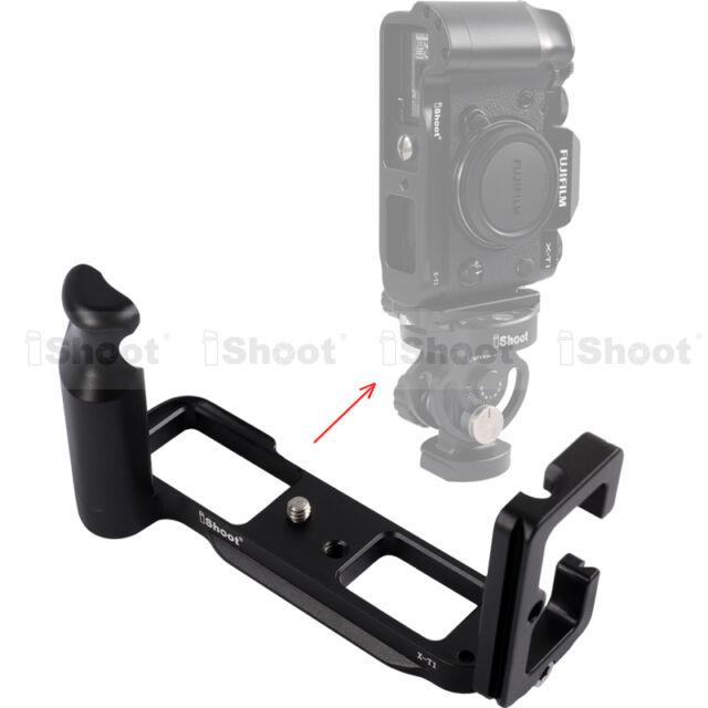 iShoot Detachable camera Quick Release Plate for Ball Head & Fujifilm X-T1