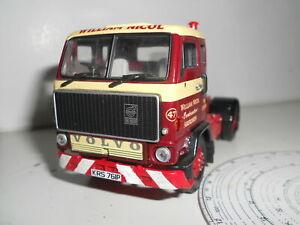 Corgi Volvo F88 Remorque à grumes William Nicol Scala 1/50 Cc13102 522002
