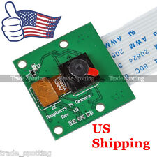 Hot Camera Module Board 5MP Webcam Video 1080p 720p for Raspberry Pi 3 US Ship