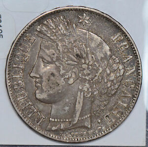 France-1850-5-Francs-silver-F0105-combine-shipping