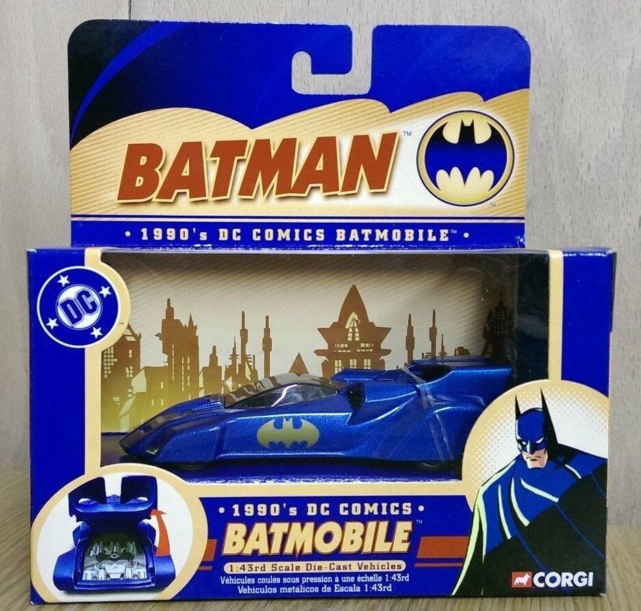 Corgi 77303 batman dc comics 1   43 1990 batmobil