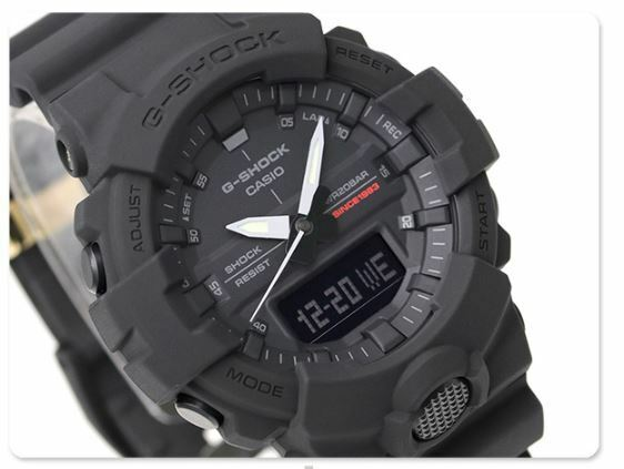 5bc472b301c 2017 Casio Watch G-shock 35th Anniversary Big Bang Black Ga-835a-1ajr EMS