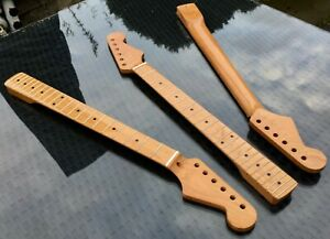 22 Fret Hosco Tele Contemporary Rosewood Replacement Neck Unfinished