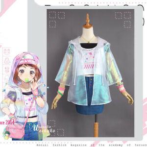 Details About My Hero Academia Ochaco Uraraka Uravity Cosplay Costume Fashion Magazine Outfit