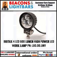Britax 4 LED 600 Lumen High Power LED Work lamp PN: L80.00.LMV