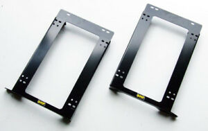 PEUGEOT-106-XSI-1-4-1-6-ALL-OMP-RACING-BUCKET-SEAT-MOUNT-SUBFRAMES-TWIN-PACK