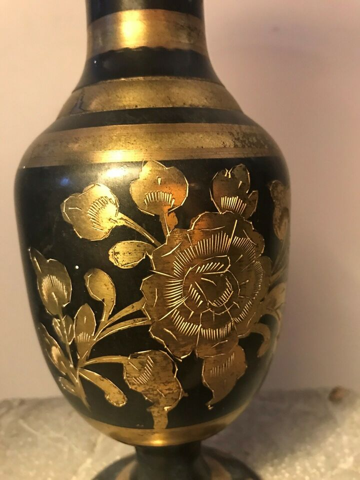 Vase, Indisk
