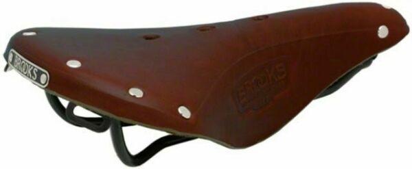 Details about  /Brooks B17 Standard Classic Vintage Leather Bicycle Bike Saddle Black Rails