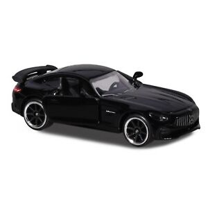 Mercedes AMG GT R C190 V8 Black Edition Majorette Exclusive 9613 1:64 2020