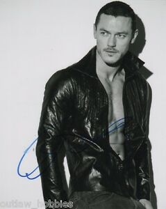 Luke-Evans-Autographed-Signed-8x10-Photo-COA-E