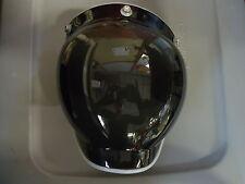 New Paulson Snap On Bubble Shield 3 Snap Clear Black FS-31