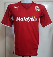 Cardiff City 2013/14 Home Shirt By Puma Adults Size Xl Brand With Tags