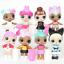 Nouvelles-6-8pcs-lol-Surprise-Poupee-Jouets-Cadeau-Aveugle-Mystere-Figure miniature 7