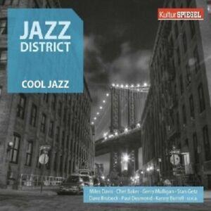 JAZZ-DISTRICT-COOL-JAZZ-KULTURSPIEGEL-2-CD-NEW