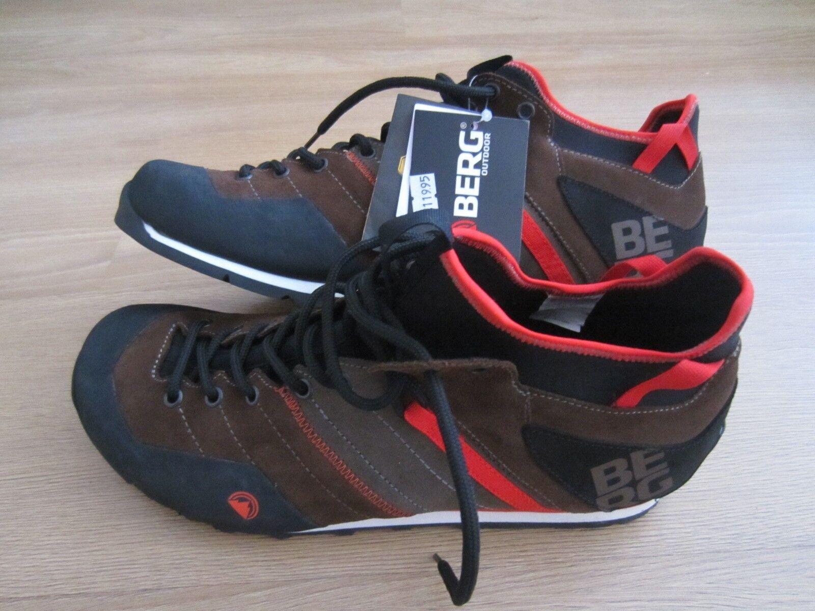 Neu BERG Uncia Outdoor Herren Schuhe Men shoes sneakers EUR 46 Vibram