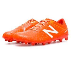 Chaussons New Visaro Orange Balance Couleur de Fg Control 8 soccer taille 5 AUwAfrq