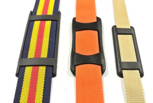 25mm 40mm 50mm Black Plastic Shoulder Pads For Straps Handles Bags x1 x2 x5 x10
