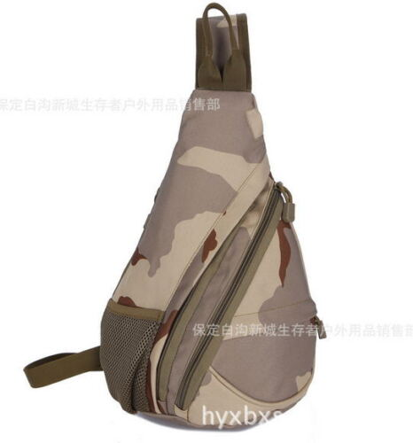 Hiking Backpack Camping Military Bag Outdoor Tactical Trekking Pack Single Strap