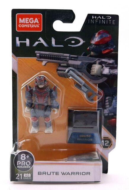MEGA Construx Halo Infinite Series 12 Brute Warrior Gnb20 SEALED