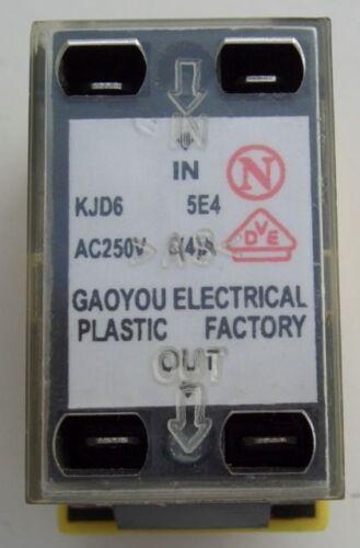 Model KJD6 Kedu Plastics KJD 6 Universal Replacement KJD6 On//Off Switch