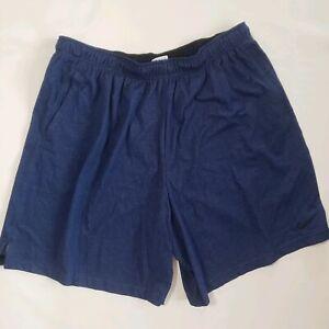 Nike-Mens-Blue-4XL-Dri-Fit-Men-039-s-Athletic-Shorts-NWT