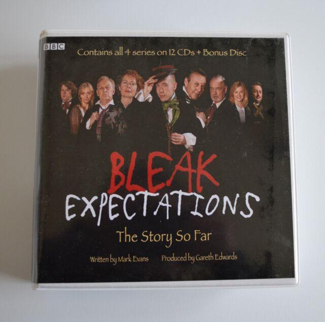 Bleak Expectations:The Story So Far: Mark Evans - Audiobook - 13CDS