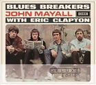 Bluesbreakers with Eric Clapton [Deluxe Edition] by John Mayall/John Mayall & the Bluesbreakers (John Mayall) (CD, Nov-2006, 2 Discs, Decca)