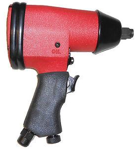 how to set up new air impact gun