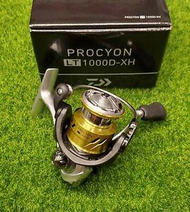 Daiwa Procyon LT Spinning Reel 6BB+1RB 6.2:1 PCNLT1000D-XH