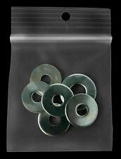 Mini Zipper Reclosable Bag With Hang Hole 2 Mil 2 X 2 Plastic Polybags 1000 Pcs
