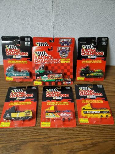 Racing Champions 1997,1998 Team Transporter You Pick!
