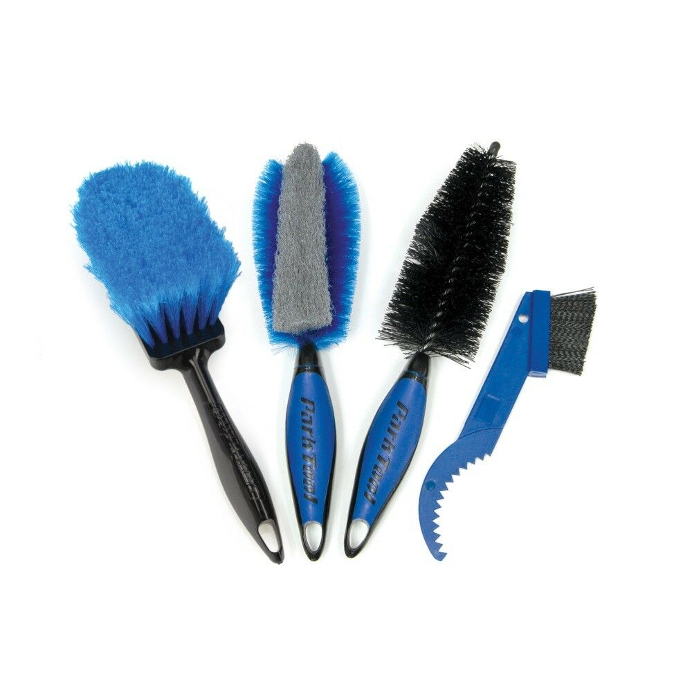 Park Tool BCB-4.2 Bike Cleaning Brush Set   4-pieces Bicycle Cycling Clean Set