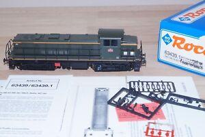 Roco-63439-1-locomotive-diesel-BB-040-DE-423-livree-verte-Digital-DCC-en-BO