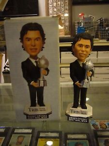 2007 MVP SIDNEY CROSBY PITTSBURGH PENGUINS BOBBLE HEAD MELON ARENA GIVE AWAY