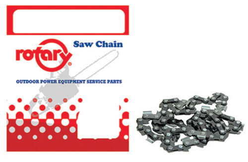 Chainsaw Chain Loop .050 .325 Bumperlink 72 Drive Link Semi Chisel Chain 7321072