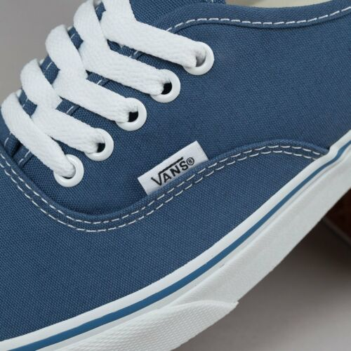 vans authentic blu navy