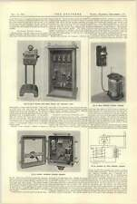 1925 Wild Barfield Electric Furnace And Tempering Bath
