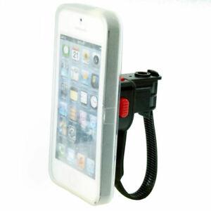 Tigra Mountcase Vélo Kit Support Guidon Avec Protège Pluie Pour Iphone 5C