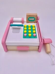 Wooden-Cashier-Toy-Pretend-Play-Come-with-Wooden-Coins-and-Paper-Money