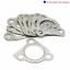 10Pcs-KKK-K03-Turbocharger-Manifold-Gasket-For-Audi-TT-Golf-Leon-Beetle-Bora thumbnail 2
