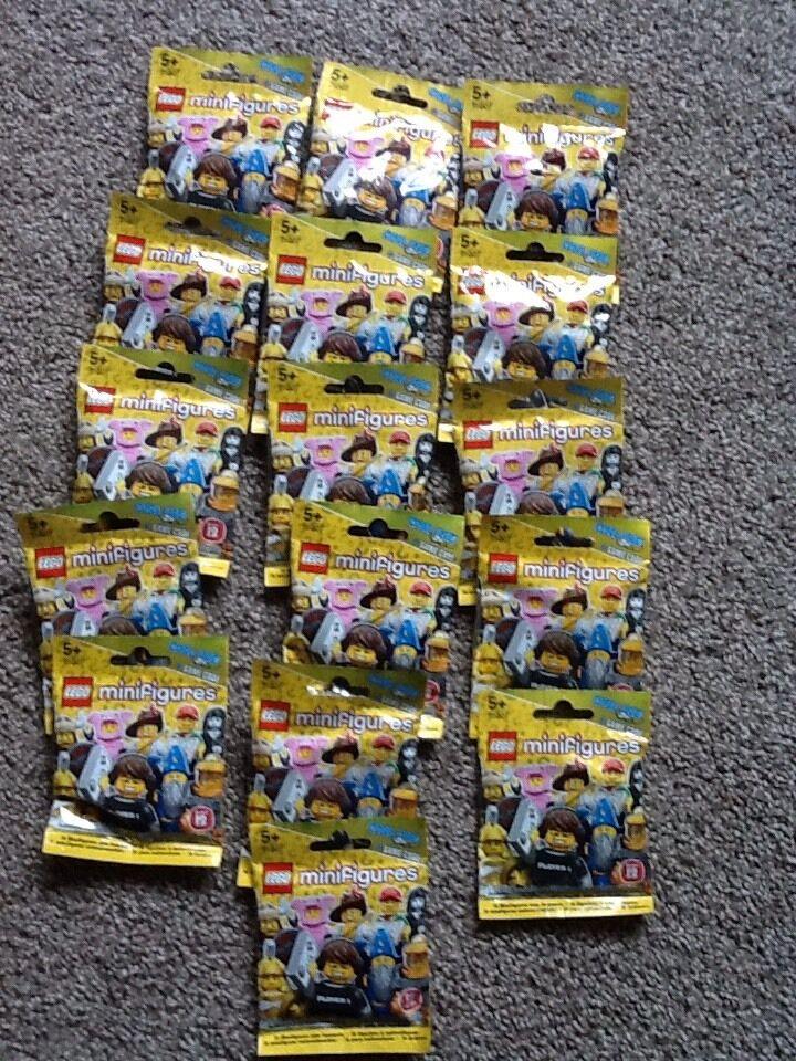 71007 LEGO LEGO Minifigures - Series 12 MINIFIGURES