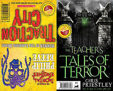 The Teacher's Tales of Terror / Traction City: A World Book Day Flip Book, Reeve