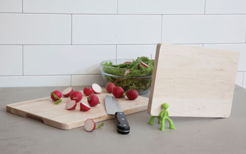 Board Brothers Red Cutting Board Drier Kitchen Cooking Home Gift Peleg Design